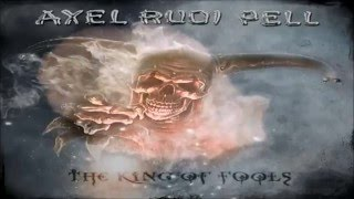 AXEL RUDI PELL - The King Of Fools [ Game Of Sins ] 2016
