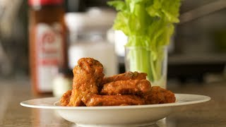 Buffalo Chicken Wings | Byron Talbott