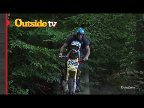 Travis Pastrana is a Family Man | Outlook