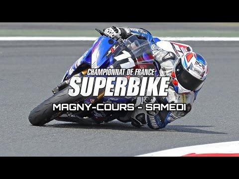 FSBK - Magny-Cours : Résumé Samedi