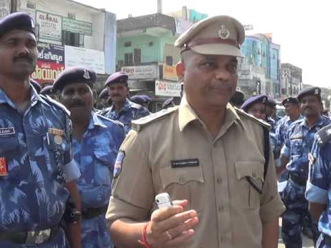 Police Kavath In Jagtial