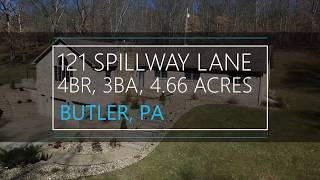 Clear Choice - 121 Spillway Lane, Butler PA