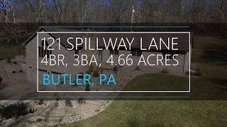 Clear Choice - 121 Spillway Lane, Butler PA