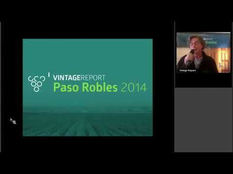 2014 Paso Roble Vintage Report - Stephan Asseo - keynote