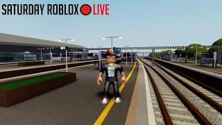 Saturday Roblox Live - SCR 1.3.22 And Other Games!