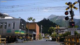 秩父鉄道踏切133