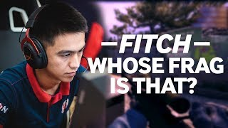 Gambit Fitch Plays Whose Frag Is That?
