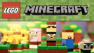 LEGO Minecraft : Additional Micromobs #5 - Showcase thumbnail