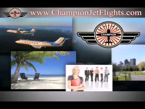 Business Jet - Corporate Air Travel - Company Jets - Charter
