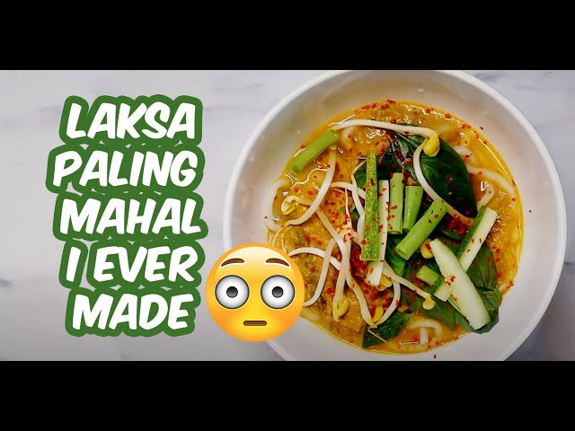 Khanom Jeen Namya | Laksa Siam/Hatyai | Thai Food Recipe | Paling Sedap | Simply Delicious