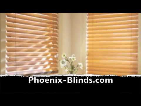 Window Coverings Tempe AZ | http://Phoenix-Blinds.com