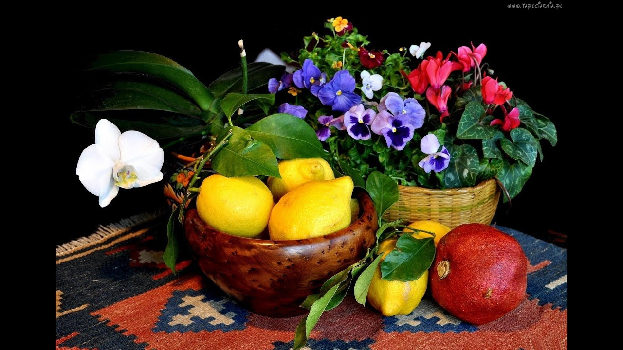 друзья, картинки с фруктами и цветами фото рецепт приготовления