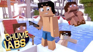 Minecraft: PARQUE AQUÁTICO! (Chume Labs 2 #57)