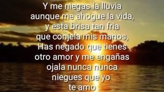 Nunca Niegues Que Te Amo Los Inquietos Del Vallenato (letra)