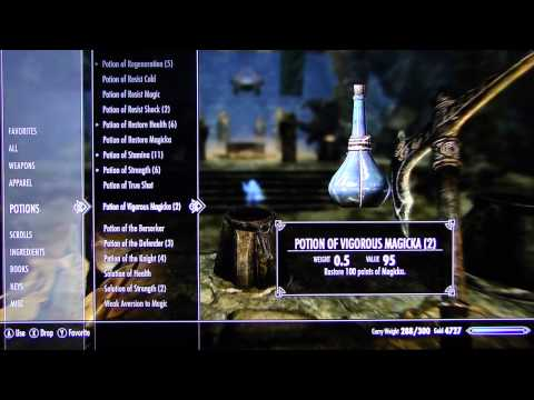 The Elder Scrolls V: Skyrim playthrough pt126  