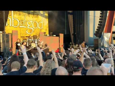 Lamb of God - Laid to Rest @ Express Live