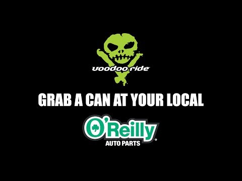 Voodoo Ride is coming soon to O'Reilly Auto Parts