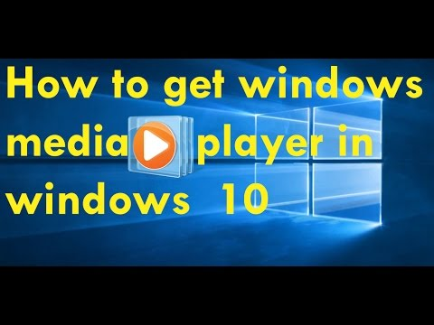 how-to-install-windows-media-player-in-windows-10-|-install-free-windows-media-player-for-free
