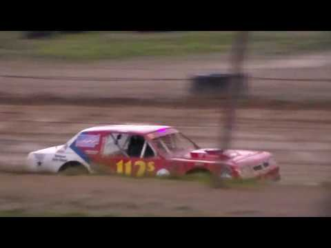 Marion Center Speedway  6/25/16 Pure Stock Heat 2 of 2