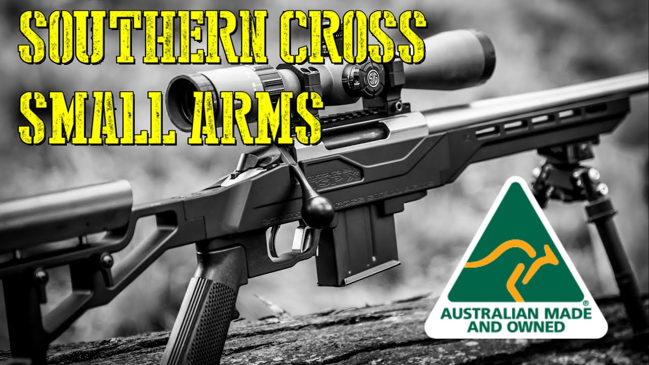 Southern Cross Small Arms - Australian Made Chassis