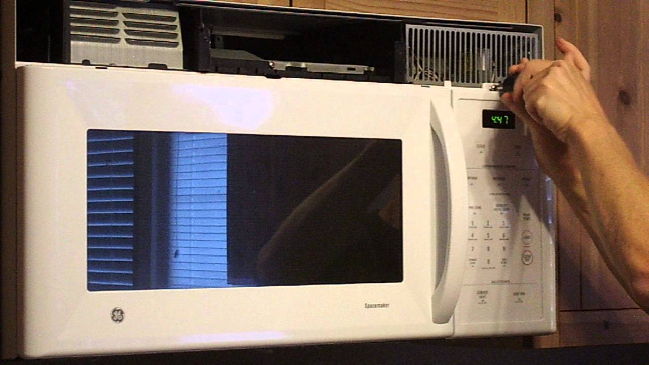 Microwave Repair Flickering Display Then Power Out Blocked Stray 3 Way Switch Microwaves And Solved Problem Youtube
