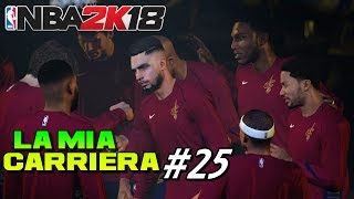 CAREER HIGH e NUOVI CARTELLINI! NBA 2K18 ITA - La Mia Carriera Ep.25