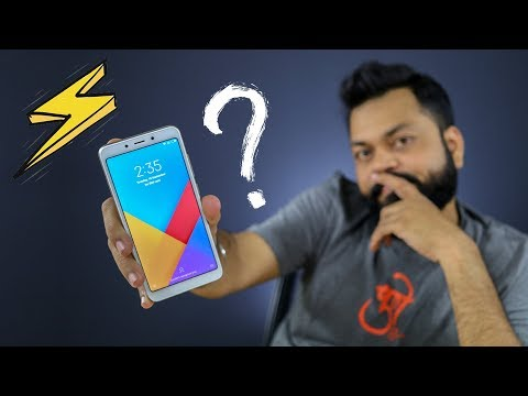REDMI 6 UNBOXING & REVIEW - Performance, Camera, Pubg Gaming & More ⚡⚡⚡