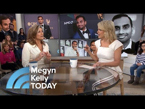 Ashleigh Banfield Comments On Aziz Ansari Controversy | Megyn Kelly TODAY