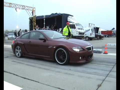 Bmw M6 Hamann Drag Race 1 4 Mile