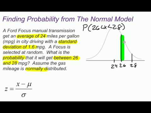 how to find probability using z score on ti-84