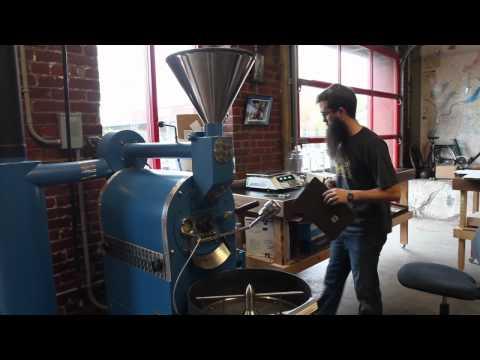 Velo Coffee Roasters: Chattanooga, TN
