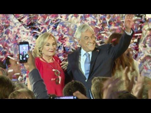 Exmandatario, Sebastián Piñera, se lanza a presidencia de Chile