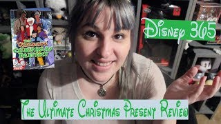 THE ULTIMATE CHRISTMAS PRESENT|| A Disney 365 Review