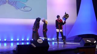 Mang'Azur 2014 - Concours Cosplay Dimanche - 12 - D. Gray-Man