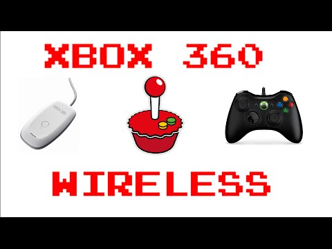 RetroPie XBox 360 Wireless Controller Configuration