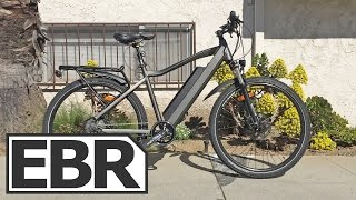 E-Glide ST Video Review - Sporty, Feature Rich Electric Bike