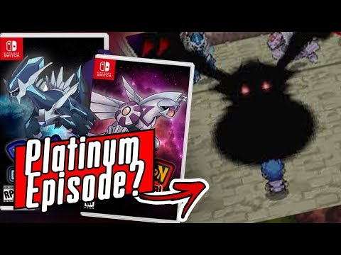 Could Future Pokemon Switch Diamond And Pearl Remakes Have A Platinum Episode?
