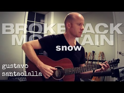 Gustavo Santaolalla: Snow (Brokeback Mountain) + TAB mp3