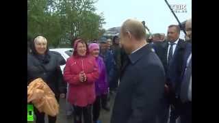 Хакасия, которую не показали президенту Владимиру Путину