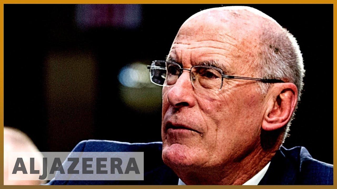 AlJazeera English:US spy chief Dan Coats leaves post after feud with Trump