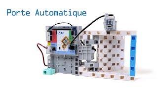 Apprendre à programmer : construire une porte automatique