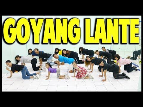 GOYANG LANTE | MABO SAMPE LANTE | Choreography by Diego Takupaz | TikTok