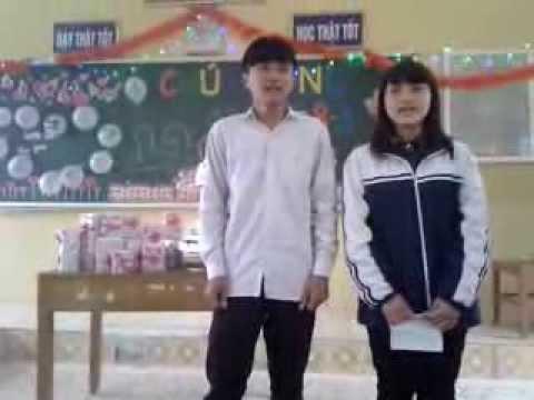 Lớp học vui-12a3 THPT Trần Hưng Đạo