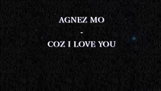 AGNEZ MO -  Coz I Love You (Empty Hall Version)