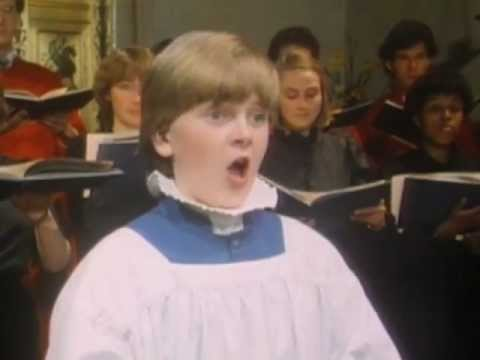 """Carols For Christmas"" featuring Aled Jones"