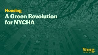 A Green Revolution for NYCHA