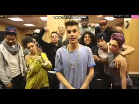 Justin Bieber Wins Best World Stage MTV EMA 2012 | Europe Music Awards