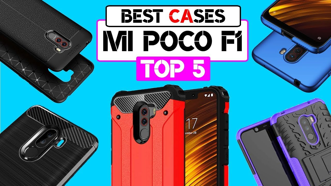 online store 309fe 678d9 5 Best Cases For Xiaomi Pocophone F1   Best Product