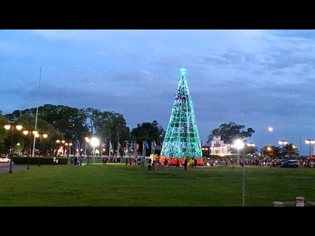 Christmas in Suriname 2016