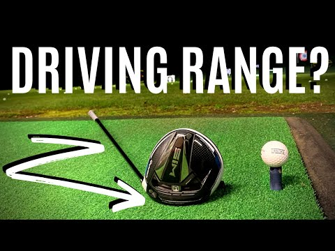 THE BIG SECRET TO IMPROVING YOUR GOLF AT THE DRIVING RANGE!